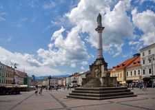 Banska Bystrica, Slovakia Royalty Free Stock Images