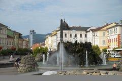 Banska Bystrica, Slowakei Stockbild