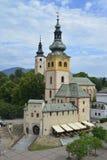 Banska Bystrica, Slowakei Stockfotografie