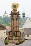 banska Slovakia stiavnica fotografia stock