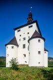 Banska Stiavnica,斯洛伐克-新的城堡 免版税图库摄影