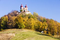 Banska Stiavnica Royalty Free Stock Photos