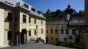 Banska Stiavnica, alte Stadt, Slowakei, UNESCO Lizenzfreie Stockfotografie