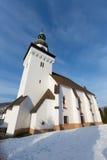 Banska Stiavnica - The church in Banska Bela. Royalty Free Stock Photography