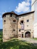 Banska Stiavnica, Eslovaquia - castillo viejo Fotografía de archivo libre de regalías
