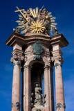 Banska Stiavnica - Holy Trinity column Royalty Free Stock Photography
