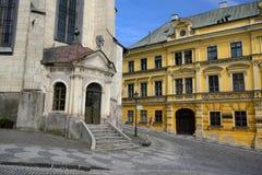 Banska Stiavnica II Fotografering för Bildbyråer