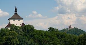 Banska Stiavnica, Slovacchia Fotografia Stock Libera da Diritti