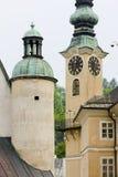 Banska Stiavnica, Slovakia Royalty Free Stock Photography