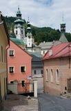 Banska Stiavnica, Slovakia Stock Photos