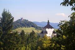 Banska stiavnica - slovakia Stock Photo