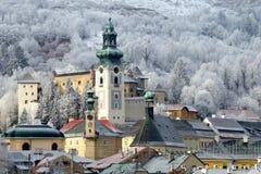 Banska Stiavnica, Slovaquie Image stock