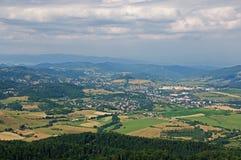 Banska Stiavnica, Slovaquie photos libres de droits