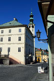 Banska Stiavnica Royalty Free Stock Photo