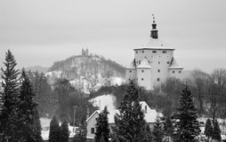 Banska Stiavnica - Unesco monument Royalty Free Stock Photo