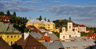 Banska Stiavnica, UNESCO town Stock Photography