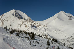 Bansko Pirin Resort Stock Photos