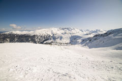 Bansko Pirin Resort Royalty Free Stock Images