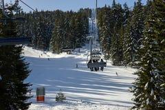 Bansko Pirin Resort Royalty Free Stock Images
