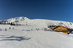 Bansko Pirin Resort Stock Image