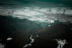 Bansko Scape Stock Photography