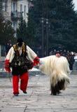 Bansko traditions Royalty Free Stock Photo