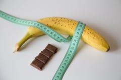 Banta diet- Fotografering för Bildbyråer