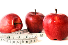 banta frukt Fotografering för Bildbyråer