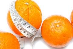 Banta frukt Royaltyfri Foto