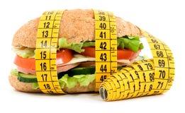 banta mat fotografering för bildbyråer