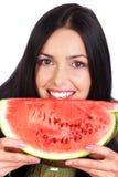 banta melonvatten Arkivfoton