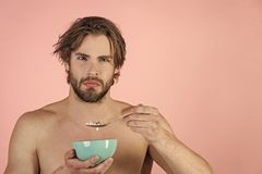 Banta och kondition, kalori fotografering för bildbyråer
