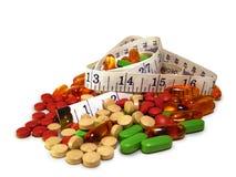 banta pills Arkivfoton