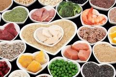 banta sund mat royaltyfria bilder