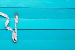 Banta, sund mat och viktförlust Royaltyfria Bilder