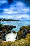 Bantayan - ακτή Στοκ Εικόνες