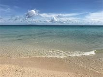 bantayan νησί Στοκ Φωτογραφία