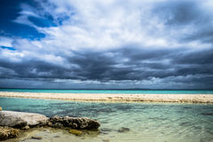 Bantayan - παραλία Στοκ Εικόνα