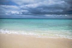 Bantayan - пляж Стоковое Изображение