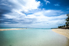 Bantayan - Beach. Picture of Bantayan Island in Philippines Stock Image