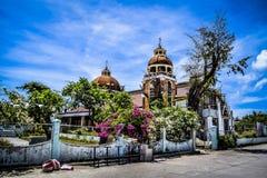 Bantayan - Church Royalty Free Stock Photography