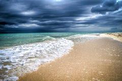 Bantayan - kust Royaltyfri Foto