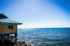 Bantayan - pilier Photo stock