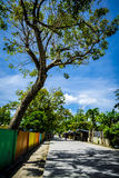 Bantayan - Road Royalty Free Stock Images