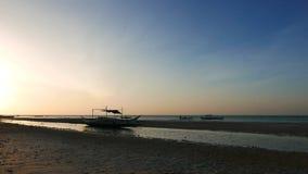Bantayan wschód słońca zbiory wideo