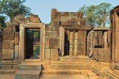 Banteai Srei, Siem Reap, Cambodia Royalty Free Stock Images