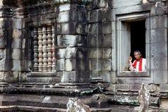 banteay ναός της Καμπότζης samre Στοκ φωτογραφία με δικαίωμα ελεύθερης χρήσης