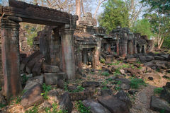 Banteay Chhmar Archaeological Site, Cambodia Royalty Free Stock Photos