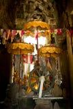 Banteay Kdei佛教 免版税库存图片