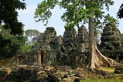 Banteay Kdei Stock Image